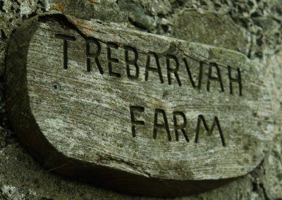 Trebarvah Barn