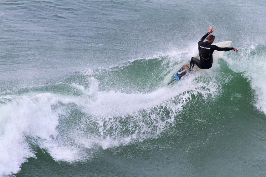 surfer perranuthnoe